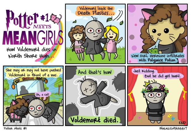 Potter Meets - 1 Mean Girls 2